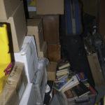 Русская библиотека, плачевное состояние приходского дома в Рейкьявике