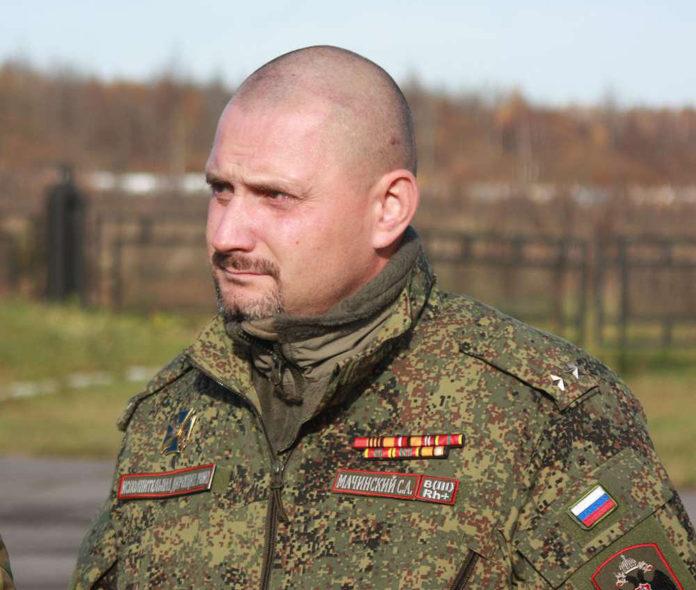Сергей Мачинский