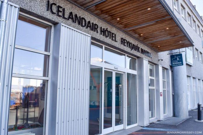 Отель Icelandair Hotel Reykjavik Marina // Источник: jennamorrissey.com