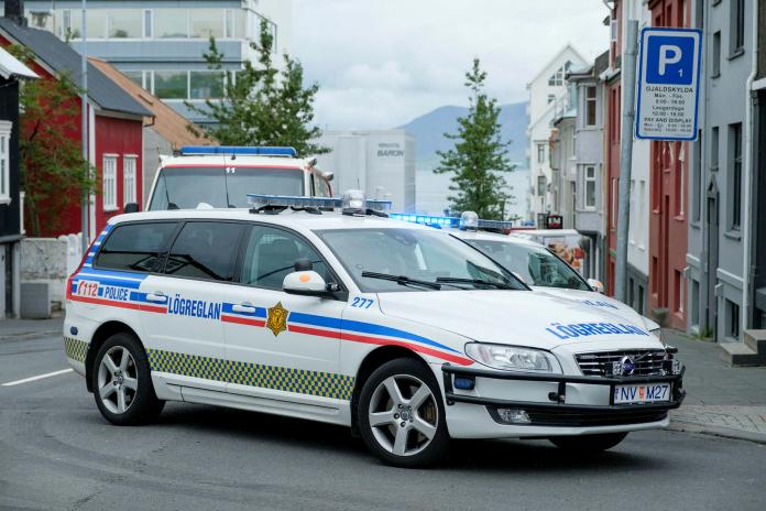 Полиция Исландии // Источник: mbl.is (Kristinn Magnússon)