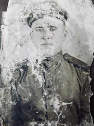 Разведчик_Довженко_Иван_Михайлович_1919-1979