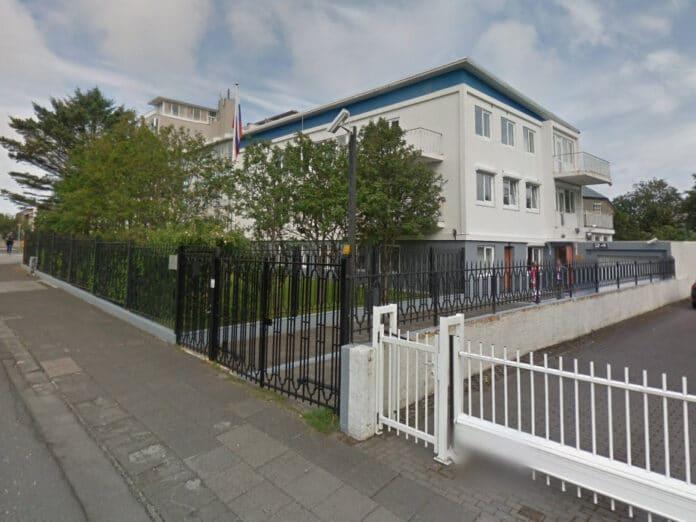 Консульский отдел Посольства России в Исландии