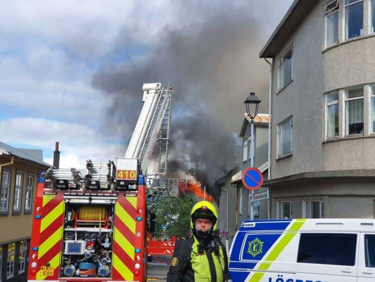 Фото: mbl.is/Þorgerður