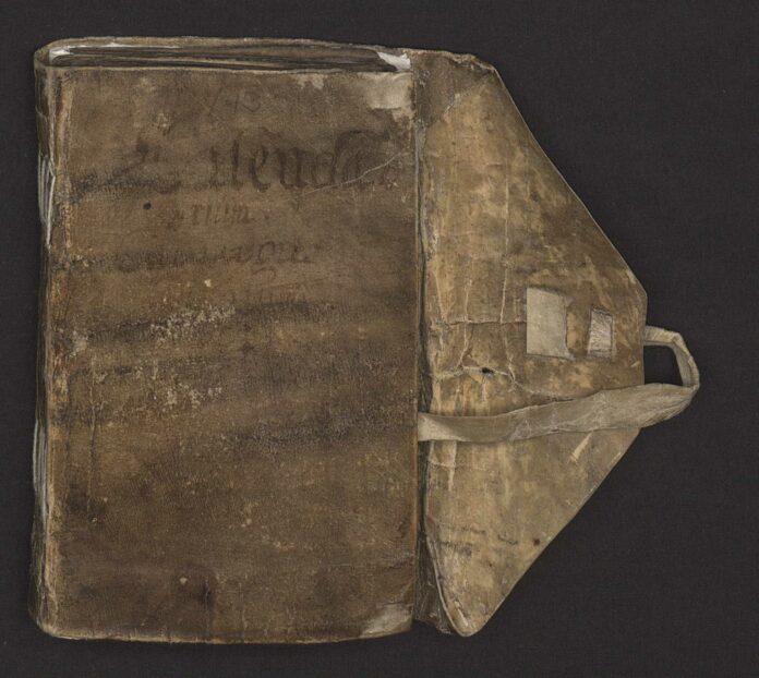 Galdrakver - колдовская рукопись 17 века
