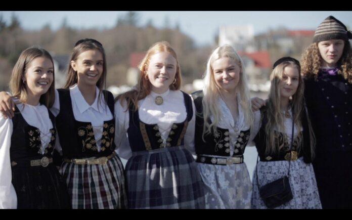 Исландская молодёжь