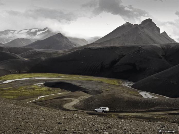 Исландское высокогорье, фото Стасмир @stasmir.net