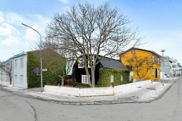 Дом, который построил Йоунси из Sigur Rós, photo by Mbl.is