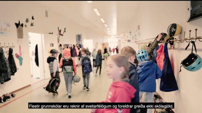 о школьном образовании в Исландии
