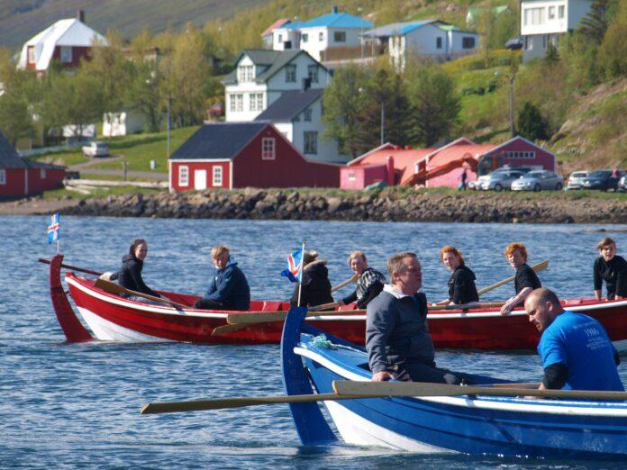Sjómannadagurinn á Eskifirði
