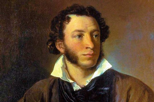 Тропинин В.А. Портрет Пушкина Александра
