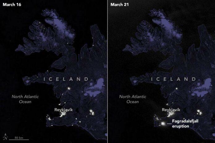16 — 21 марта 2021 г. Фото НАСА
