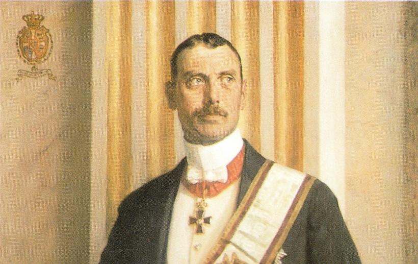 Исландия осталась в личном союзе с королем Дании Кристианом X после того, как страна получила полный суверенитет в 1918 году. Фото: Wikipedia / Художник Кнуд Ларсен (1865-1922)