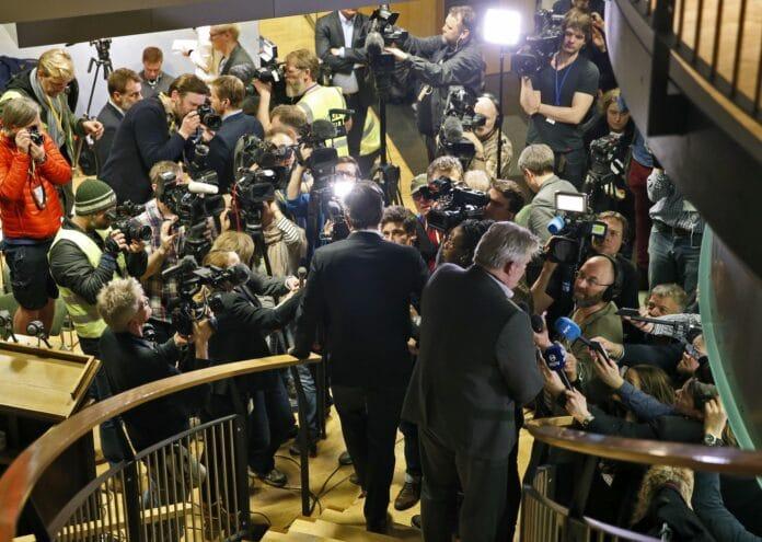 Выбраны новые министры в Алиинги. Фото: Icelandreview / Golli