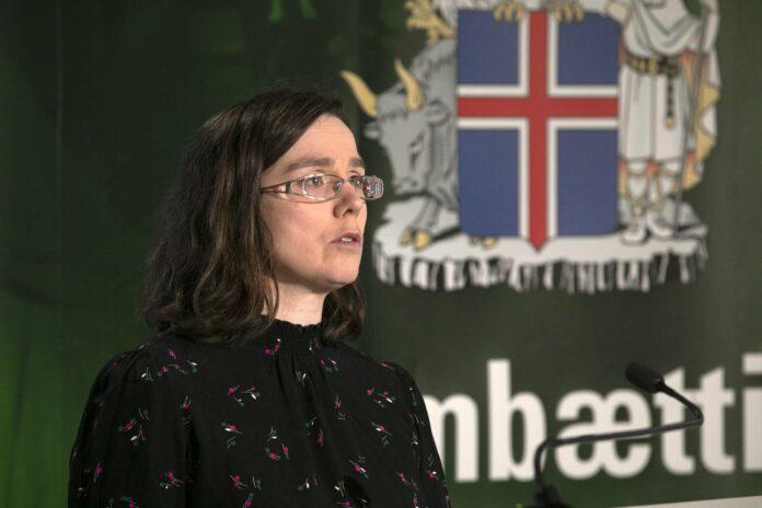 Камилла С. Йозефсдоттир, заместитель эпидемиолога